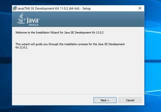 Cómo instalar JDK en Windows