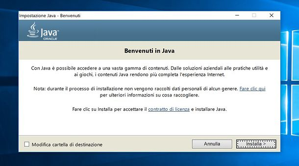 Cómo instalar Java en Windows