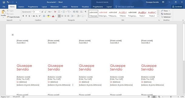 Microsoft Word (Windows / macOS / Android / iOS / Web)