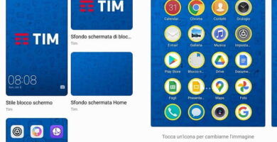 Icone personalizzate Android Huawei